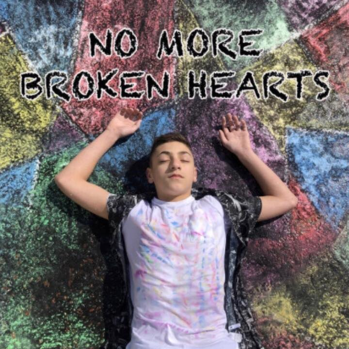Single Review: Conor Marcus- 'No More Broken Hearts'